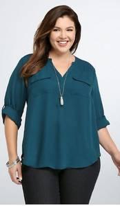 Блуза офисная Ю9664