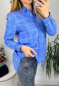 Рубашка с длинным рукавом Я0757