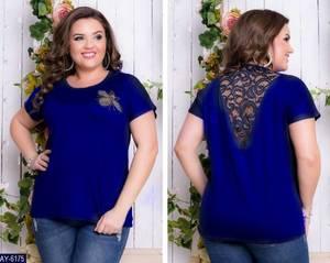 Блуза летняя Я1762