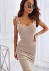 Платье короткое облегающее Я6952