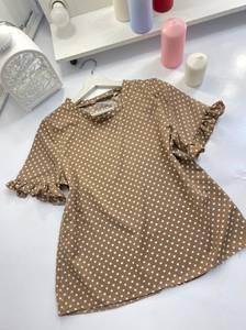 Блуза с коротким рукавом А29996