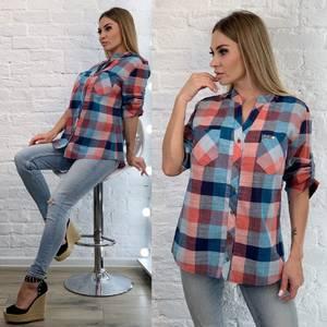 Рубашка с коротким рукавом А33522