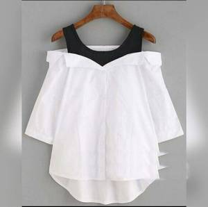 Рубашка белая А33671