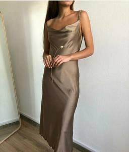 Платье длинное летнее А40000