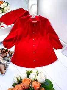 Блуза офисная А27452