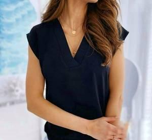 Блуза без рукавов А31275