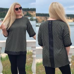 Блуза нарядная Ш0156