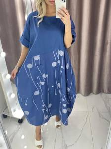 Платье короткое летнее А37801