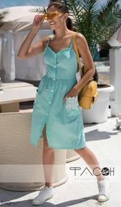 Платье короткое летнее Ш0164