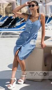 Платье короткое летнее Ш0165
