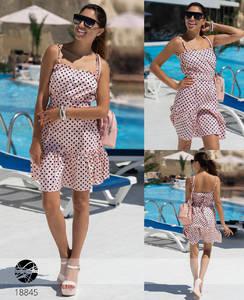 Платье короткое летнее Ш0166