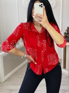 Рубашка с принтом А30997