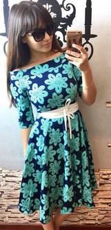 Платье П2957
