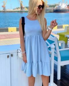 Платье короткое летнее А37757