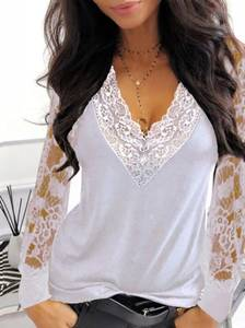 Блуза белая А26604