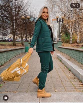 Костюм Тройка модный А56056