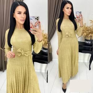 Платье длинное нарядное А56064