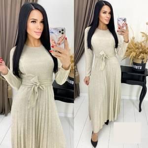 Платье длинное нарядное А56066