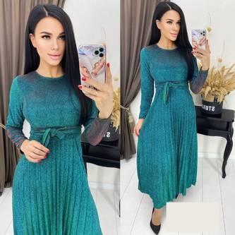 Платье длинное нарядное А56067