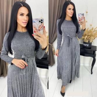 Платье длинное нарядное А56068