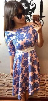 Платье П2960