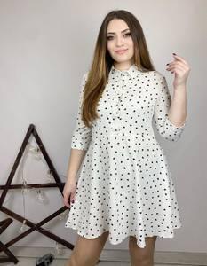 Платье короткое нарядное А31291