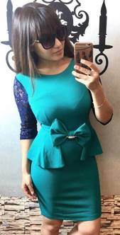 Платье П2962