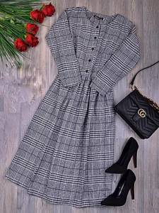 Платье короткое нарядное Ш8341