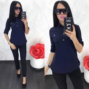 Блуза летняя Ц7046