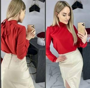 Блуза с длинным рукавом Я1468