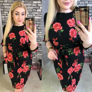Платье короткое нарядное Я1847