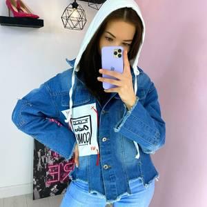 Джинсовая куртка Я2238