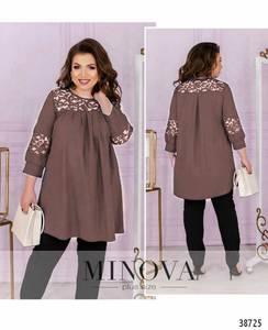 Блуза нарядная Я2816