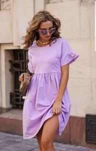 Платье короткое летнее Я7616