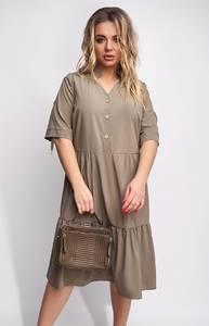 Платье короткое летнее А01249