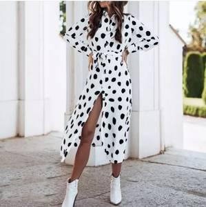 Платье длинное с длинными рукавами А30657