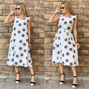 Платье длинное летнее Ч2742