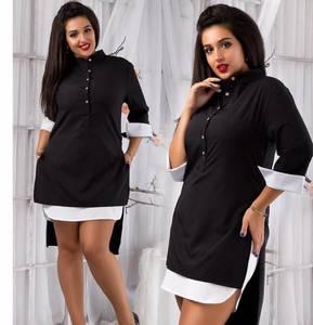 Платье короткое нарядное Ч3899