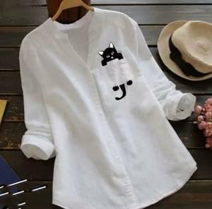 Блуза для офиса А37960
