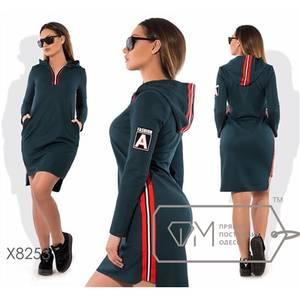 Платье короткое повседневное Ш6103