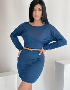 Платье короткое современное А39752