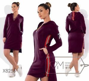 Платье короткое повседневное Ш6104