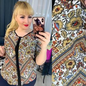 Блуза офисная Я5196