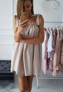 Платье короткое летнее Ю2589