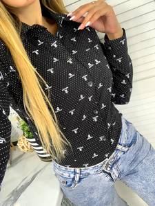 Рубашка с принтом Я6363