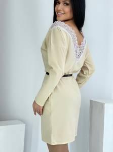 Платье короткое современное А39751