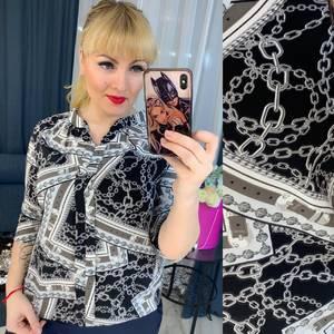 Блуза офисная Я5197