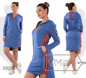 Платье короткое повседневное Ш6106