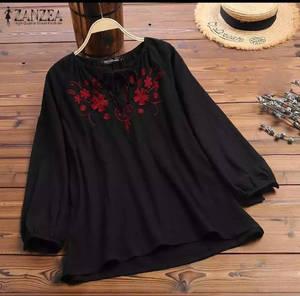 Блуза с длинным рукавом А37965