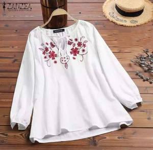 Блуза с длинным рукавом А37966